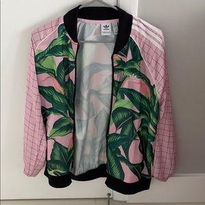 Adidas jacket worn once